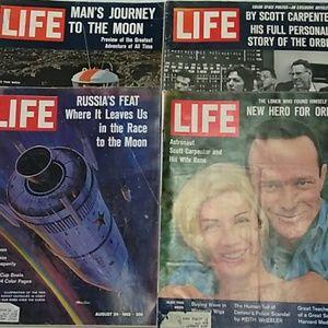 Group#2 1962 LIFE Magazines